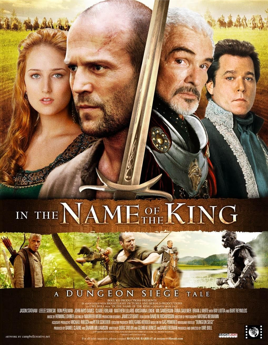 in the name of the king bmfcast132 tax shelter epic