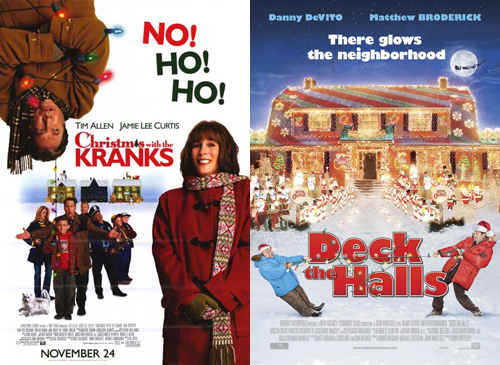 its week two of christmas in july in august and weve got two absolutely rage inducing holiday films this week 2006s deck the halls and 2004s - Christmas With The Kranks Full Movie